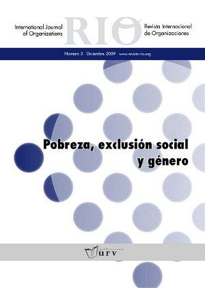 Cubierta Pobreza, exclusión social y género